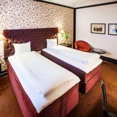 First Hotel Kong Frederik 4* Номер Делюкс с различными типами кроватей