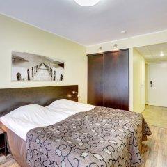 Отель Джингель 2* Улучшенный номер 2 отдельные кровати