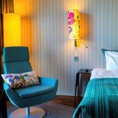 Отель Scandic Berlin Potsdamer Platz 4* Улучшенный номер с разными типами кроватей фото 6