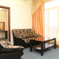 Гостиница Кавказ Люкс разные типы кроватей