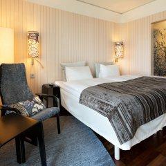 Отель Scandic Berlin Potsdamer Platz 4* Улучшенный номер с разными типами кроватей
