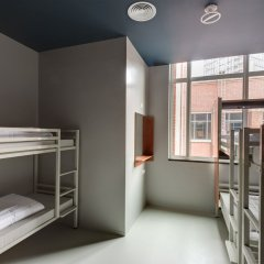 ClinkNOORD - Hostel Амстердам комната для гостей фото 11