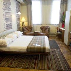 Отель Abode Manchester 4* Улучшенный номер