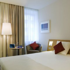 Отель Novotel Wien City 4* Стандартный номер с различными типами кроватей