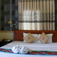 Отель Hai Au Mui Ne Beach Resort & Spa 4* Номер Делюкс