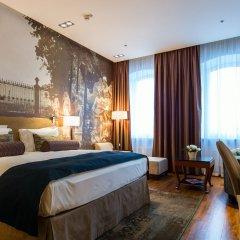 Отель Indigo Санкт-Петербург - Чайковского 4* Улучшенный номер фото 7