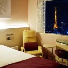 Отель remm Roppongi 3* Номер категории Эконом с различными типами кроватей