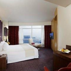 Отель Centara Grand at CentralWorld 5* Улучшенный номер с различными типами кроватей