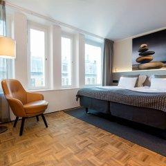 Hotel Birger Jarl 4* Стандартный номер с различными типами кроватей