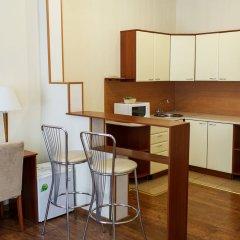 Гостиница Палантин мини-кухня в номере