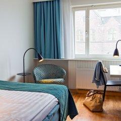 Отель Scandic Sjöfartshotellet 3* Стандартный номер с различными типами кроватей