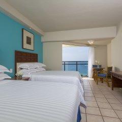 Отель Barcelo Ixtapa Beach - Все включено 3* Улучшенный номер с различными типами кроватей