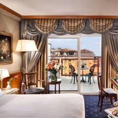 Parco Dei Principi Grand Hotel & Spa 5* Улучшенный номер фото 2