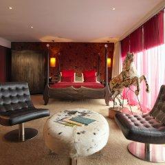 Отель My Brighton 4* Люкс с различными типами кроватей
