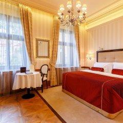 Hotel Quisisana Palace 5* Номер Делюкс с различными типами кроватей фото 2