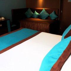 Отель Best Western Nouvel Orleans Montparnasse 4* Номер Комфорт