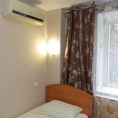Гостиница Цветы Номер Эконом 2 отдельные кровати
