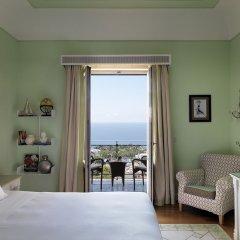 Отель Capri Tiberio Palace 5* Номер Делюкс