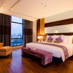 Отель AETAS lumpini 5* Президентский люкс с различными типами кроватей