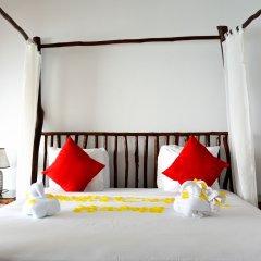 Отель Kaz Kreol Beach Lodge & Wellness Retreat 3* Люкс с различными типами кроватей