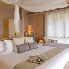 Отель Twin Lotus Koh Lanta 4* Вилла Делюкс с различными типами кроватей