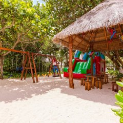 Отель Park Royal Cancun - Все включено Мексика, Канкун - отзывы, цены и фото номеров - забронировать отель Park Royal Cancun - Все включено онлайн открытая детская игровая площадка