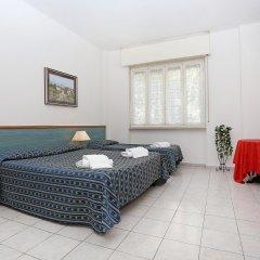 Отель Albergo Athena 3* Номер Комфорт с различными типами кроватей