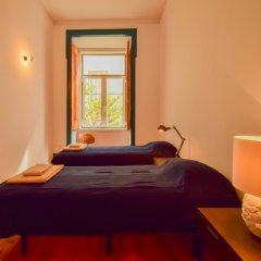 Отель Lost Lisbon - Chiado 3* Стандартный номер с различными типами кроватей