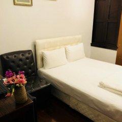Отель FIRST 1 Boutique House at Sukhumvit 1 2* Стандартный номер с двуспальной кроватью фото 2