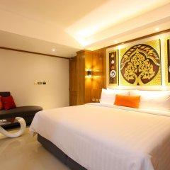 Chabana Kamala Hotel 4* Улучшенный номер с 2 отдельными кроватями