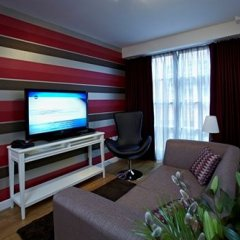 Отель High Street Townhouse 3* Апартаменты с различными типами кроватей