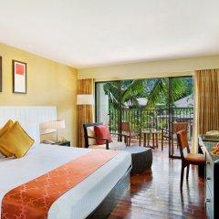 Отель Novotel Phuket Surin Beach Resort 4* Улучшенный номер с различными типами кроватей фото 2