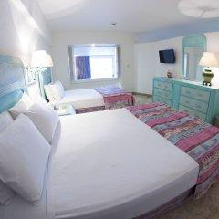 Отель Playa Suites 4* Полулюкс с различными типами кроватей
