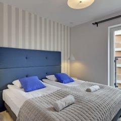 Апартаменты Apartinfo Chmielna Park Apartments комната для гостей