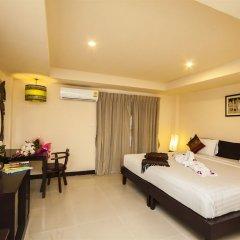 Отель Silver Resortel Улучшенный номер с различными типами кроватей фото 2