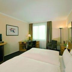 Отель Nh Munich Airport 4* Улучшенный номер