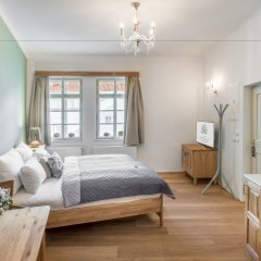Отель Blue Oak 3* Студия с различными типами кроватей
