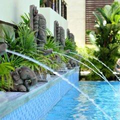 Отель La Vintage Resort открытый бассейн фото 2