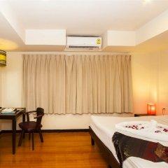 Отель Silver Resortel Стандартный номер с различными типами кроватей фото 3
