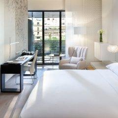 Отель Mandarin Oriental Barcelona 5* Номер Делюкс с различными типами кроватей