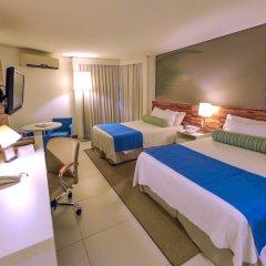 Отель Best Western PREMIER Maceió 4* Стандартный номер с различными типами кроватей