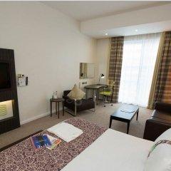 Отель Holiday Inn London Commercial Road 4* Номер Делюкс с различными типами кроватей