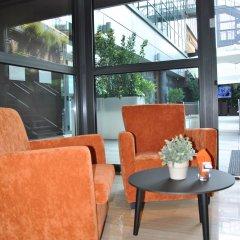 Отель Hilton Garden Inn Milan North лобби