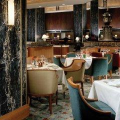 Отель Waldorf Astoria New York Нью-Йорк гостиничный бар