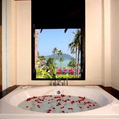 Отель The Vijitt Resort Phuket глубокая ванна