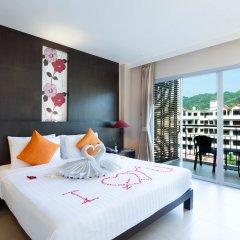 Andakira Hotel 4* Номер Делюкс с разными типами кроватей фото 5