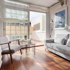 Апартаменты Habitat Apartments Cathedral Апартаменты с различными типами кроватей