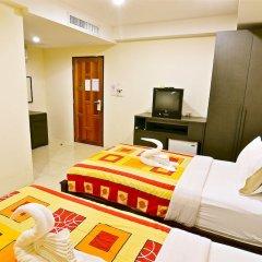 Squareone - Hostel комната для гостей фото 7