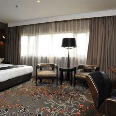 Отель XO Hotels Park West 4* Стандартный номер с различными типами кроватей фото 3