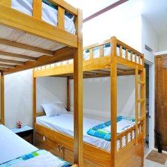 Duy Phuoc Hotel 2* Кровать в общем номере с двухъярусной кроватью